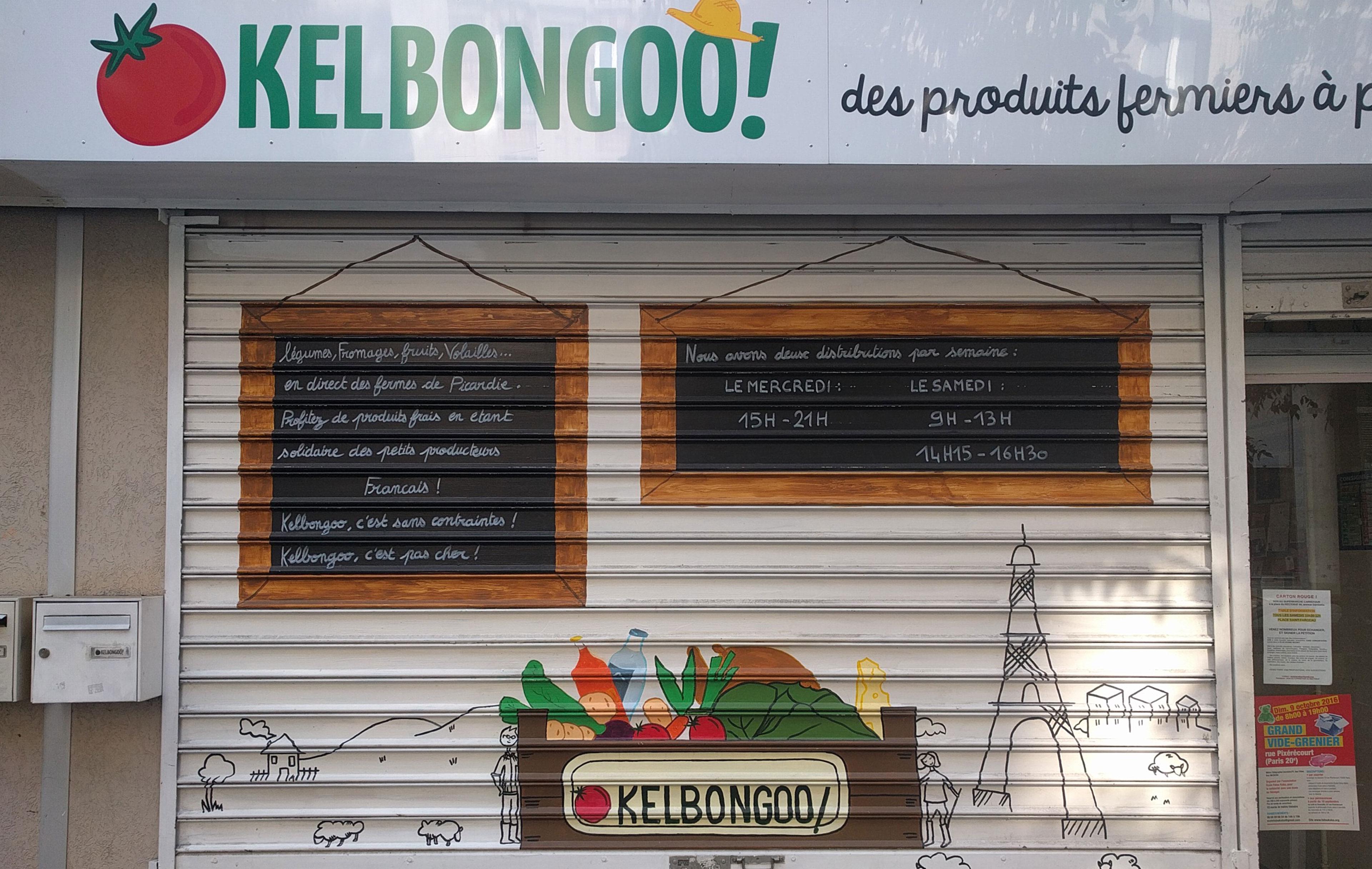 Kelbongoo - Produits fermiers à petits prix