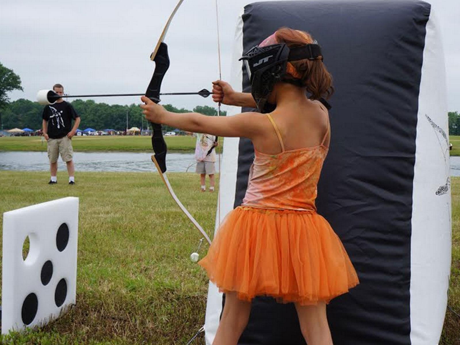 PCP - Pro Concept Paintball - Archerie kids