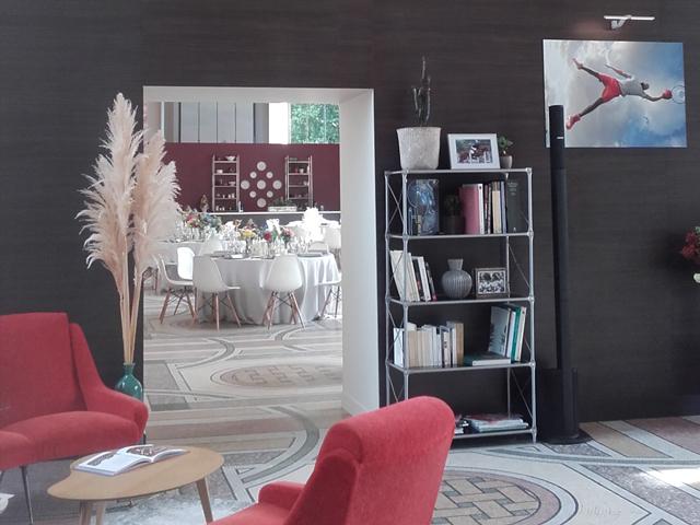 Atelier20.12 - Installation Comité International Olympique