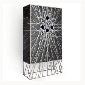 Erwan Boulloud - Cabinet Fractale - Sculpture