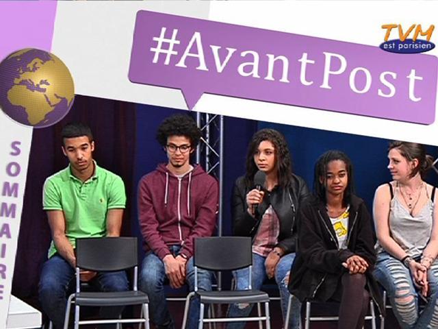 TVM Est Parisien - #AvantPost