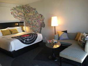 Prestimage - Décor chambre - Hôtel - Cosmopolitan Of Las Vegas