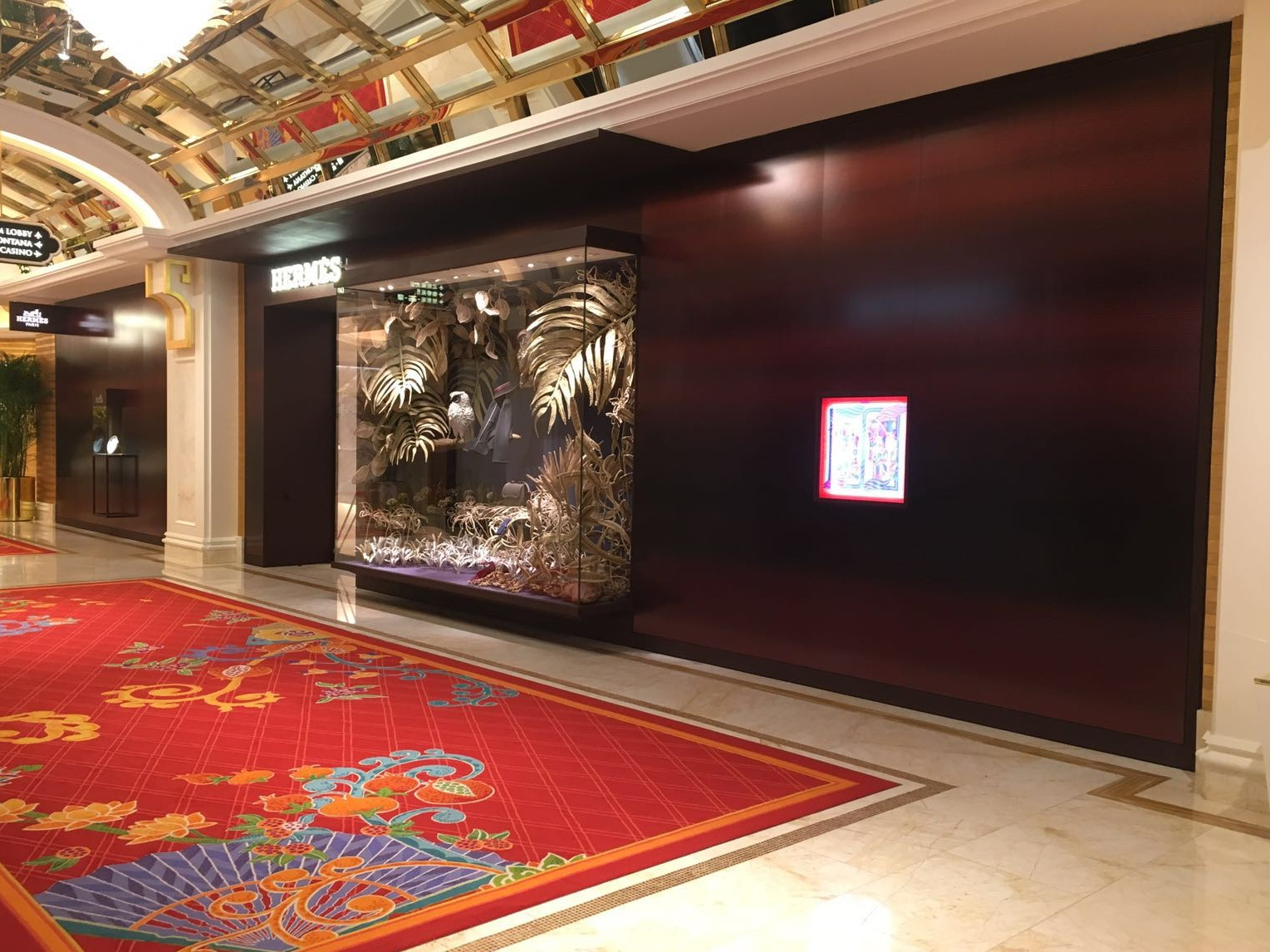 Prestimage - Panneaux - Flagship Hermes - Macao