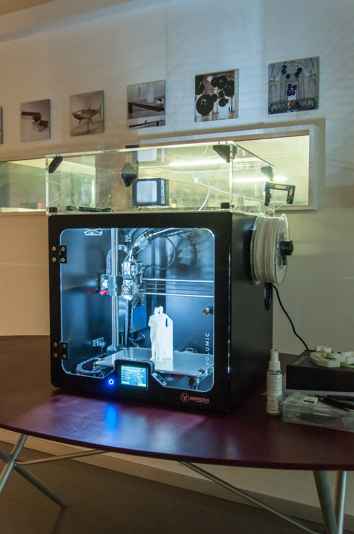Enzyme - Machines - Imprimante 3D