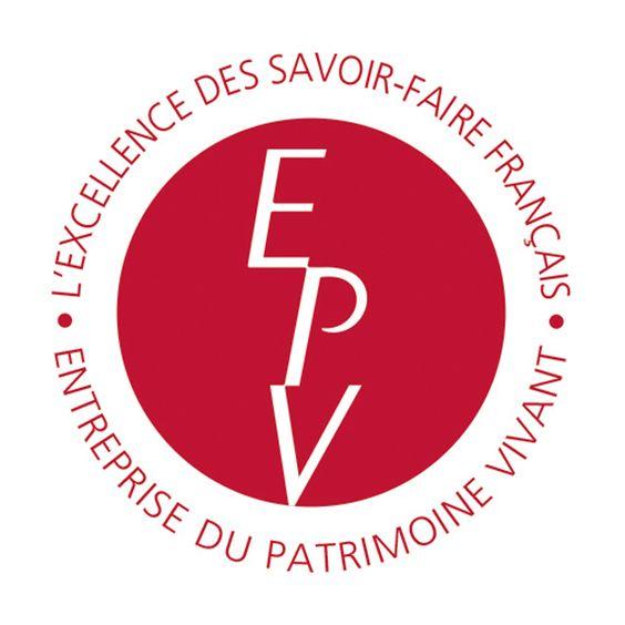 Logo Label Entreprise du patrimoine Vivant - Label d'Etat - Excellence